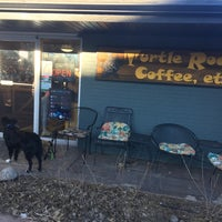 Photo taken at Turtle Rock Coffee etc. by Chris R. on 3/8/2018