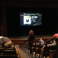 Photo taken at Coralville Center for the Performing Arts by Matt I. on 3/10/2013