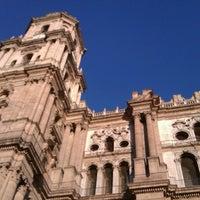 Foto tomada en Catedral de Málaga por Marloes S. el 2/5/2013