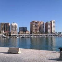 Foto tomada en Puerto de Málaga por Marloes S. el 2/5/2013