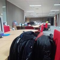 Photo taken at Baruga Telkomsel Area IV Pamasuka by Andhy H. on 7/15/2015