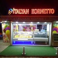 Photo taken at Italyan Kornet Dondurma by 👑Çılgın Patatesci Silivri Sahilde P. on 4/22/2018