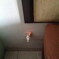 Photo taken at Hotel Trijaya by Deekey デイツキー A. on 12/13/2013