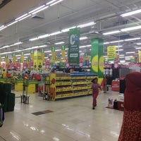 Photo taken at Giant Hypermarket by Doni H. on 12/28/2016