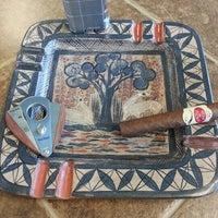 Photo taken at Shamrock Custom Luxury Cigar Lounge by Ralph B. on 10/21/2012