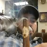 Photo taken at Shamrock Custom Luxury Cigar Lounge by Ralph B. on 10/13/2012