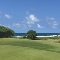 Photo taken at Wailua Golf Course by Jeff S. on 7/23/2015