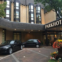 Photo taken at Parkhotel Gütersloh by Safiyet K. on 6/30/2017
