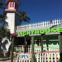 Photo taken at Buzz's Lighthouse Restaurant by Paul B. on 4/7/2017