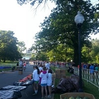 Photo taken at Druid Hill Park by Paul B. on 6/15/2013