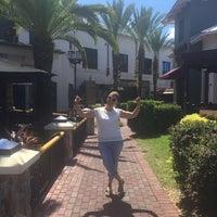 Photo taken at La Quinta Inn Orlando International Drive by Berrin K. on 7/24/2016