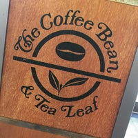 Photo taken at The Coffee Bean & Tea Leaf by Landon H. on 1/31/2015