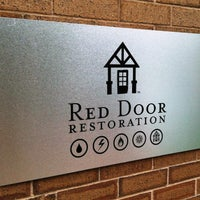 Photo taken at Red Door Restoration by Red Door Restoration on 7/22/2015