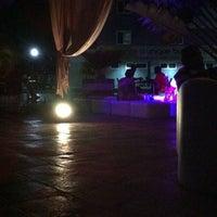 Photo taken at Bedouin Pool & Shisha Lounge by Flo M. on 11/8/2014