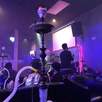 Photo taken at Cairo Hookah Lounge by Saud L. on 12/31/2017