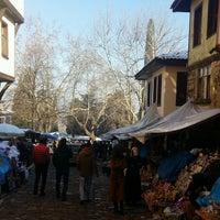 1/29/2017 tarihinde Ahmet K.ziyaretçi tarafından Cumalıkızık Turhan Kahvaltı ve Gözleme Evi'de çekilen fotoğraf