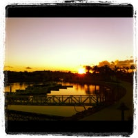 Photo taken at The Bridge At Seabridge by J D. on 10/11/2012