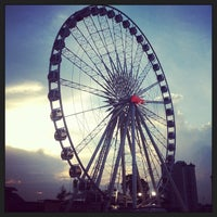 Photo taken at Asiatique The Riverfront by Disakul W. on 10/23/2013