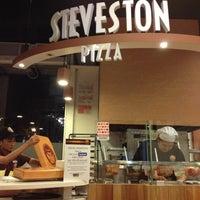Photo taken at Steveston Pizza by Amrei D. on 6/2/2013