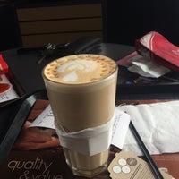 Photo taken at McCafé by Muhammad Z. on 10/25/2016