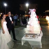 Photo taken at Falez Kır Düğün Salonu by Sibel Y. on 8/31/2013