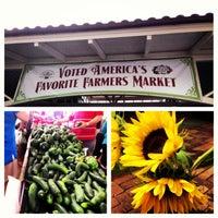 Photo taken at Winter Garden Farmer's Market by Renee G. on 3/24/2013