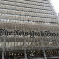 Photo taken at The New York Times Building by Emirhan K. on 6/16/2016