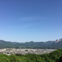 Photo taken at 旅立ちの丘 by きらら ❤. on 5/5/2016