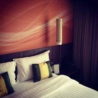 Photo taken at Aston Primera Pasteur Hotel by Angga S. on 1/20/2013