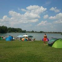 Photo taken at Dunaharaszti Wakeboard by Gábor G. on 7/7/2013