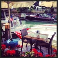 7/7/2013 tarihinde @LEVziyaretçi tarafından Göksu Marine Restaurant'de çekilen fotoğraf