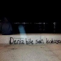Photo taken at denize kollarını açmış topraklar by Ömer S. on 8/4/2016