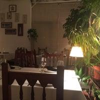 Photo taken at Restaurante Mediterráneo by Burak M. on 11/2/2016