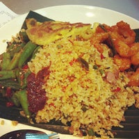 Photo taken at Food Republic by Ashley H. on 2/3/2013