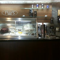 Photo taken at Fran's Café by Roseli G. on 6/1/2013