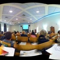 Das Foto wurde bei FOM Hochschule Berlin von Marv am 11/2/2012 aufgenommen