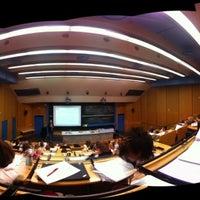 Das Foto wurde bei FOM Hochschule Berlin von Marv am 10/12/2012 aufgenommen