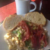 Photo taken at Cateye Cafe by Dawn W. on 10/28/2015