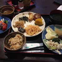 Photo taken at 天恵塾食堂 by Misato on 7/20/2015