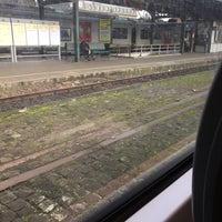 Photo taken at Trein Gent > Antwerpen by Anja H. on 1/29/2017