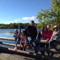 Photo taken at Menomonee Park by Sandi W. on 9/22/2013