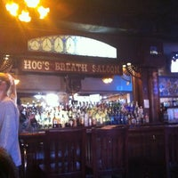 Photo taken at Hog's Breath Saloon by Erin R. on 11/23/2012