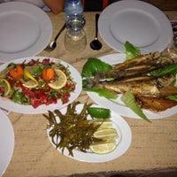Photo taken at Lagos Balık Evi by Ceren G. on 9/1/2015