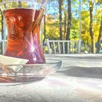 Photo taken at Karasu Saklı Bahçe by Emine Y. on 11/2/2015