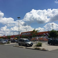 Photo taken at Hornbach by Wolfgangs R. on 7/5/2016