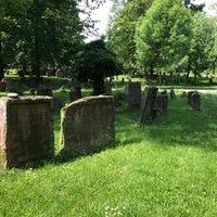 Photo taken at Alter Jüdischer Friedhof by Wolfgangs R. on 5/23/2017