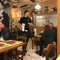 Photo taken at Pizzeria La Perla by Wolfgangs R. on 3/12/2017