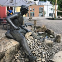 Photo taken at Bettingen by Wolfgangs R. on 7/22/2017