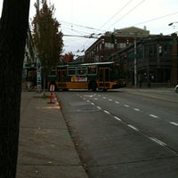 Photo taken at King County Metro Route 43 by Eric H. on 11/6/2012