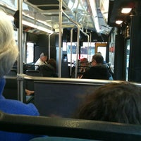 Photo taken at King County Metro Route 43 by Eric H. on 10/10/2012